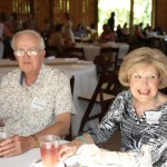 Former FLC Board Member and Host Committee Chair, Ernie Blankenship and his wife, Pat.