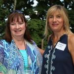Ann King & Debbie Allen