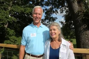 Bob & Bonnie Morris