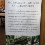 FLC Banner Highlights 2017 1000 Acre Land Donation