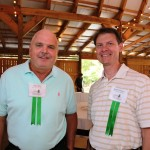 FLC Board Members Mark King and David Zandstra