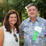 Glenda Mabry & FLC Board Member Dan Barnett