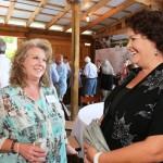 Pam Heckman & Sharon Templeton