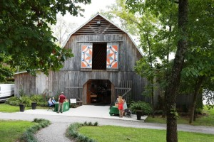 The event barn at RiverView!