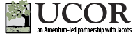 UCOR Amentum new logo